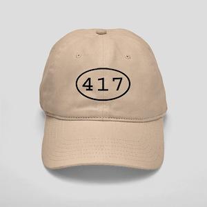 417 Oval Cap