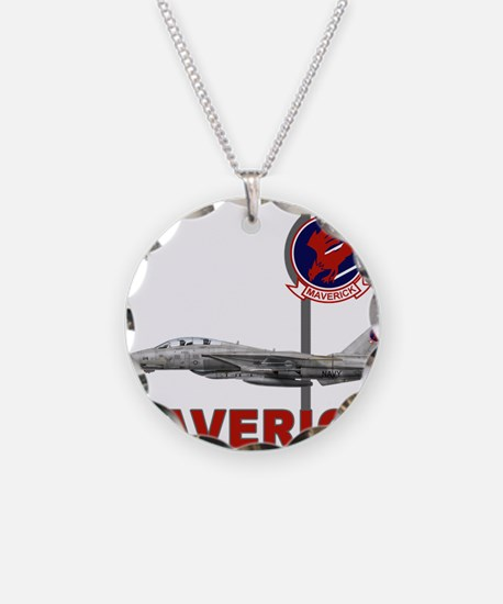 Funny Top Maverick Necklace