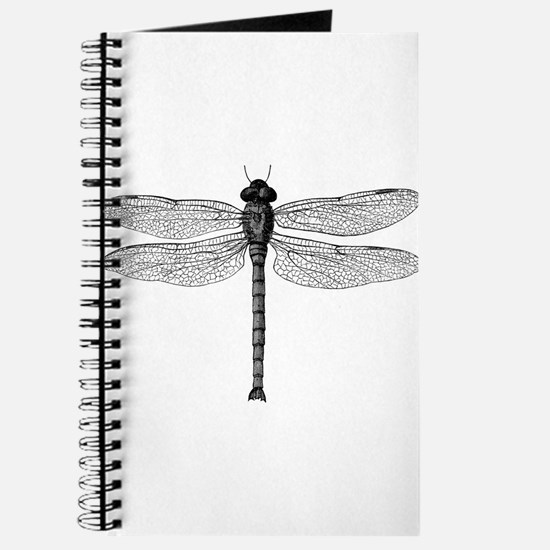 Cute Dragonfly Journal