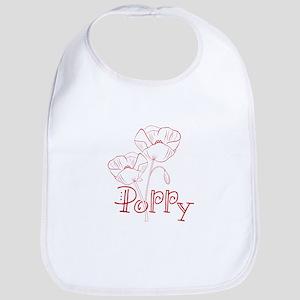 Poppy Bib