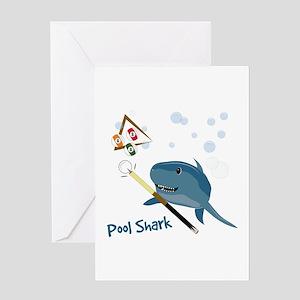 Shark Greeting Cards