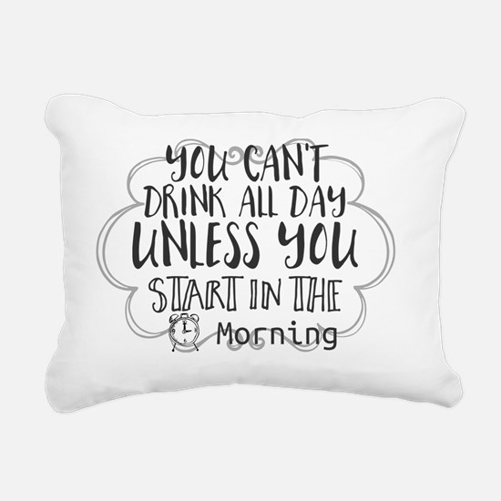 Cute You all Rectangular Canvas Pillow