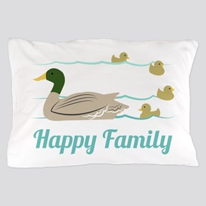 Happy Family Pillow Case