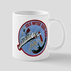 USS WITEK Mug