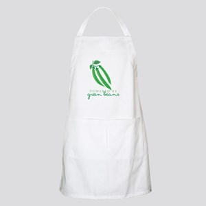 Powered By Green Beans Apron