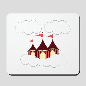 Circus Clouds Mousepad