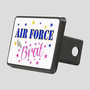 Air Force Brat Rectangular Hitch Cover