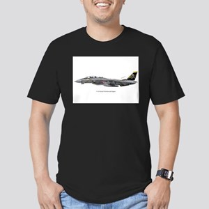 F-14 Tomcat VF-84 the Jolly R Ash Grey T-Shirt