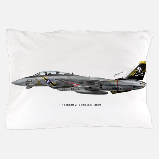 Funny Naval aviation Pillow Case