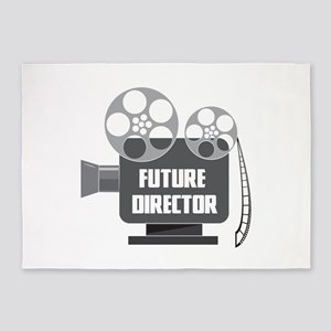 FUTURE DIRECTOR 5'x7'Area Rug