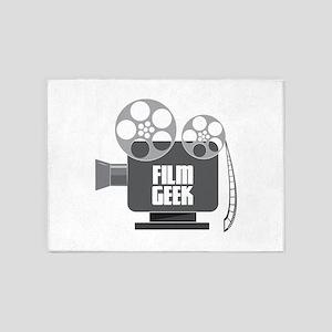 FILM GEEK 5'x7'Area Rug