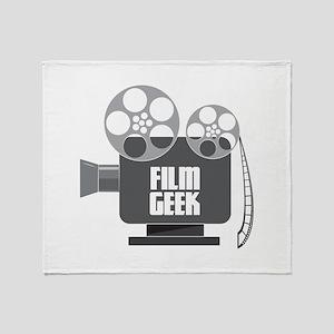 FILM GEEK Throw Blanket