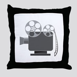 Projector Throw Pillow