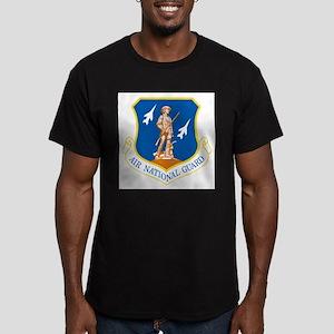 Air National Guard Ash Grey T-Shirt