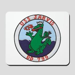 USS JARVIS Mousepad