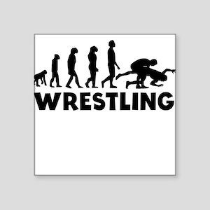 Wrestling Evolution Sticker