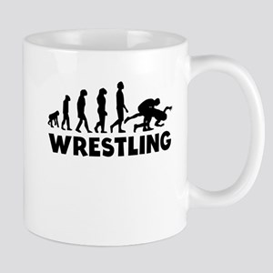 Wrestling Evolution Mugs