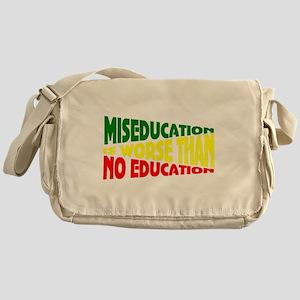 African American Messenger Bag
