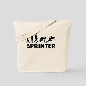 Sprinter Evolution Tote Bag