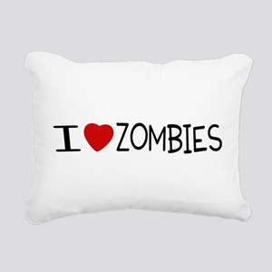 zombie merchandise Rectangular Canvas Pillow
