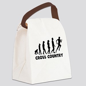 Cross Country Evolution Canvas Lunch Bag