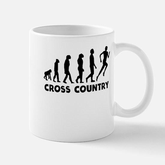 Cross Country Evolution Mugs