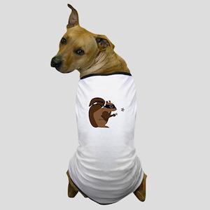 Masked Squirrel Dog T-Shirt