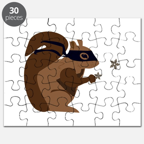 Masked Squirrel Puzzle
