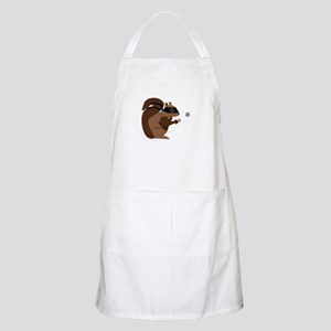 Masked Squirrel Apron