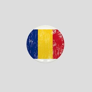 Vintage Romania Mini Button