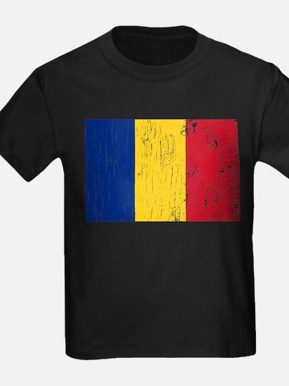 Vintage Romania T