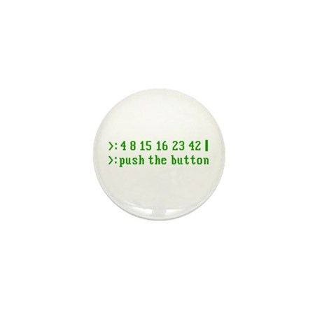 push the button Mini Button (100 pack)