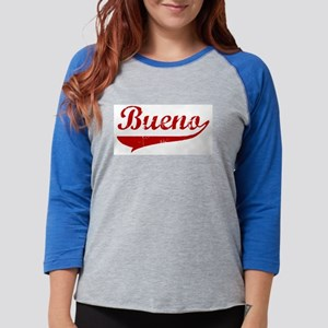 Bueno (red vintage) Long Sleeve T-Shirt