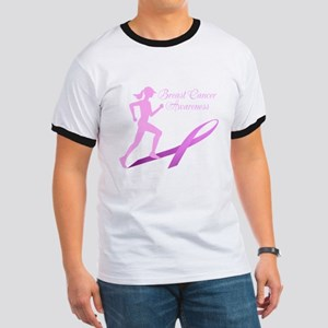 Breast Cancer Awareness Design, Personalizable T-S