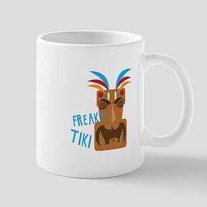 Freaky Tiki Mugs