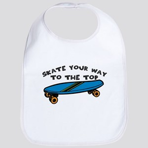 Skate Your Way Bib