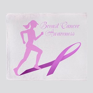 Breast Cancer Awareness Design, Personalizable Thr