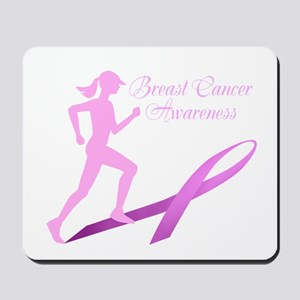Breast Cancer Awareness Design, Personalizable Mou