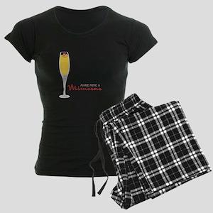 Make Mine Mimosas Pajamas
