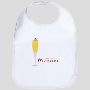 Make Mine Mimosas Bib