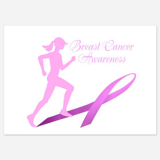 Breast Cancer Awareness Design, Personalizable Inv