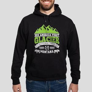Glacier Vintage Hoodie (dark)