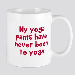 My yoga never been Mug