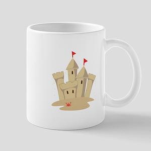 Sandcastle Mugs