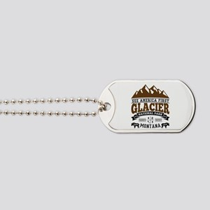 Glacier Vintage Dog Tags