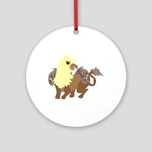 Creatures Ornament (Round)