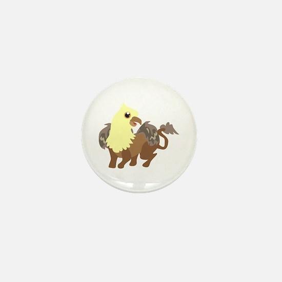 Creatures Mini Button