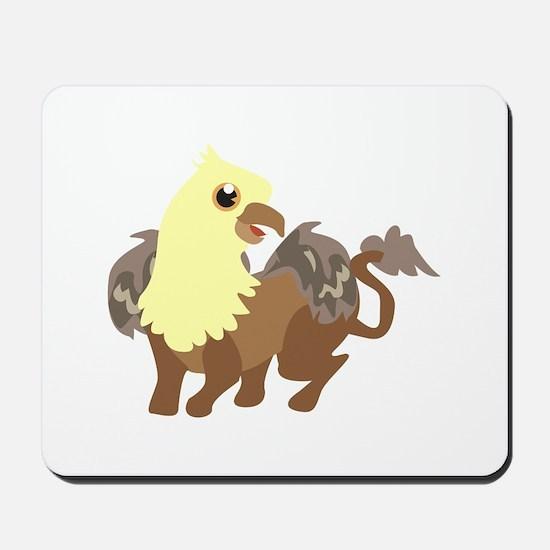Creatures Mousepad