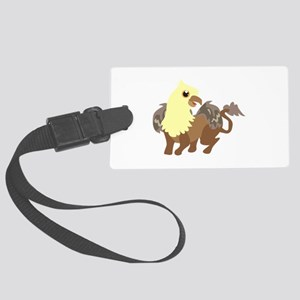 Creatures Luggage Tag