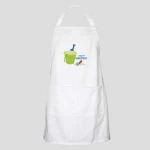 Ready For Sandcastles! Apron